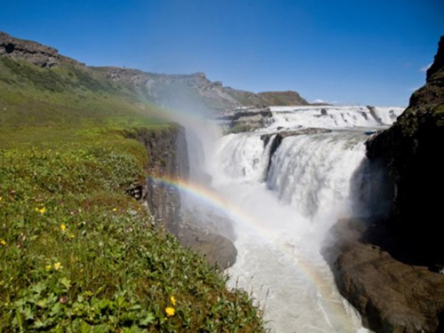 Gullfoss, Golden Circle Iceland