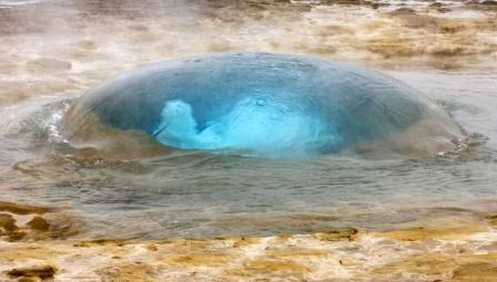 IT Strokkur bóla