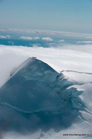 Iceland S Highest Summit Climbing Tour Hvannadalshnj 250 Kur